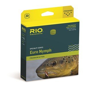 RIO PRODUCTS RIO EURO NYMPHING LINE - FIPS APPROVED