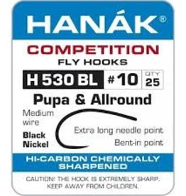 Hanak Competition HANAK H530BL ALL ROUND PUPA HOOK