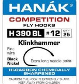 Hanak Competition HANAK H390BL KLINKHAMMER HOOK - 25 PACK