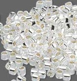 MERCURY GLASS BEAD - SMALL