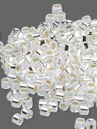 MERCURY GLASS BEAD X-SMALL