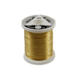 HARELINE UTC KEVLAR THREAD - NATURAL YELLOW