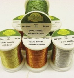 Montana Fly OVAL TINSEL - MONTANA FLY