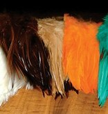 HARELINE STRUNG CHINESE SADDLE HACKLE - 5-7 INCH