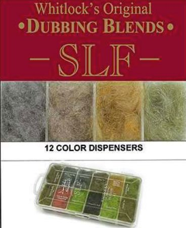 SLF DAVE WHITLOCK DUBBING DISPENSERS