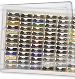 BSS TINY CONTAINER BEAD AND HOOK STORAGE TRAY