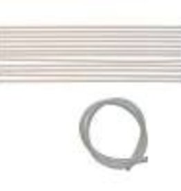 HARELINE HMH RIGID TUBES - CLEAR - 10 PACK