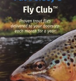 FLY OF THE MONTH CLUB - QUARTER MEMBERSHIP