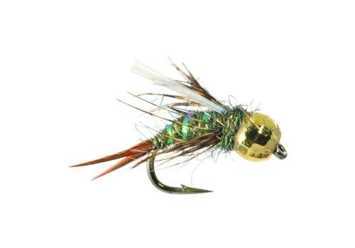 UMPQUA SOFT HACKLE J - TUNGSTEN BEAD - PER 3