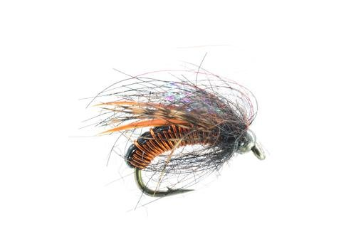 HOT WIRE CADDIS - TUNGSTEN - PER 3