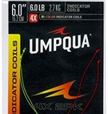 UMPQUA FRENCH CURLY Q HI-VIS INDICATOR - TWO TONE