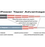 UMPQUA POWER TAPER LEADER - 9' - 2 PACK