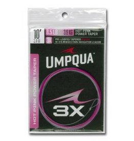 UMPQUA UMPQUA HOT PINK POWER TAPER LEADER