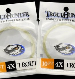 TROUTHUNTER, LLC TROUTHUNTER NYLON LEADER