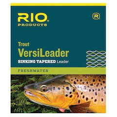 RIO PRODUCTS RIO TROUT VERSILEADER - 12 FOOT