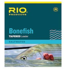 RIO PRODUCTS RIO BONEFISH LEADER - 12 FOOT
