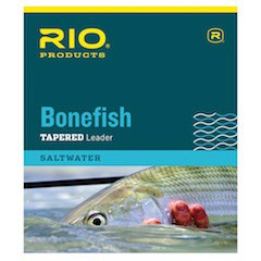 RIO BONEFISH LEADER - 12 FOOT