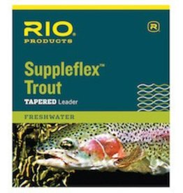RIO SUPPLEFLEX TROUT LEADER - 9 FOOT