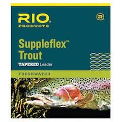 RIO SUPPLEFLEX TROUT LEADER - 9 FOOT