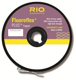 RIO PRODUCTS RIO FLUOROFLEX PLUS TIPPET - GUIDE SPOOL