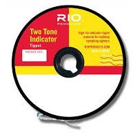 RIO 2-TONE INDICATOR TIPPET - SIGHTER MATERIAL