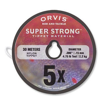 Orvis ORVIS SUPER STRONG TIPPET - 30 METERS