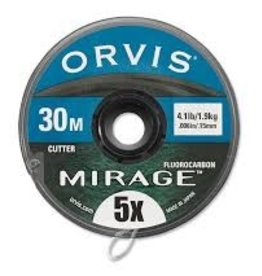 ORVIS ORVIS MIRAGE FLUOROCARBON TIPPET - 30 METERS