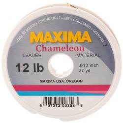 MAXIMA CHAMELEON LEADER MATERIAL