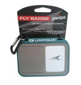 Umpqua UMPQUA UPG FLY BADGE