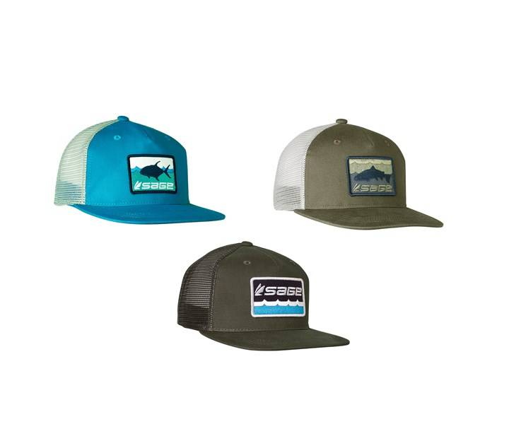 SAGE SAGE ON THE WATER PATCH TRUCKER