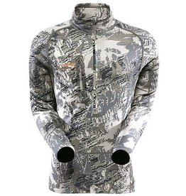 Sitka Gear SITKA CORE HEAVYWEIGHT ZIP-T - OPTIFADE OPEN COUNTRY
