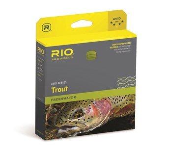 RIO Products RIO AVID TROUT LINE
