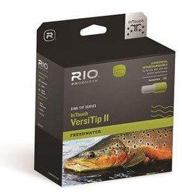 RIO PRODUCTS RIO IN-TOUCH VERSITIP II FLY LINE
