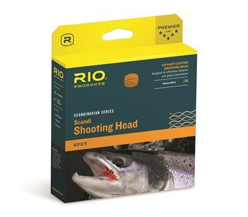 RIO PRODUCTS RIO SCANDI SHOOTING HEAD