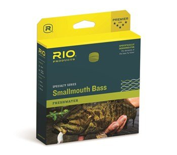 RIO PRODUCTS RIO SMALLMOUTH BASS FLY LINE