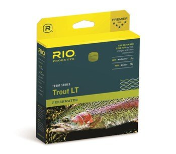 RIO PRODUCTS RIO TROUT LT DT FLY LINE - MAXCAST - MAX FLOAT TIP