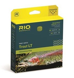 RIO TROUT LT WF FLY LINE -MAXCAST - MAX FLOAT TIP