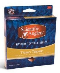 SCIENTIFIC ANGLERS SCIENTIFIC ANGLERS MASTERY TEXTURED TITAN TAPER