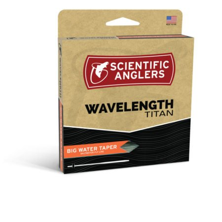 SCIENTIFIC ANGLERS SCIENTIFIC ANGLERS WAVELENGTH TITAN BWT