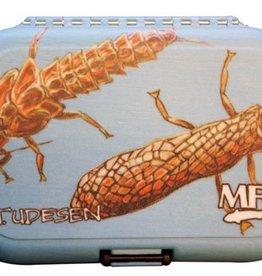MONTANA FLY MFC PLASTIC FLY BOX - UDESEN STONEFLY