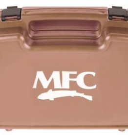 MFC BOAT BOX - BURNT ORANGE - LARGE FOAM