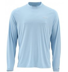 SIMMS SIMMS SOLARFLEX LS CREWNECK SOLID - ON SALE