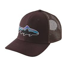 PATAGONIA PATAGONIA FITZ ROY TROUT TRUCKER HAT - CLOSEOUT