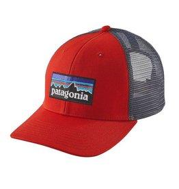 Patagonia PATAGONIA P-6 LOGO TRUCKER HAT - CLOSEOUT