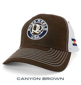 ROSS REELS ROSS TRUCKER HAT