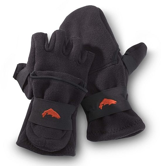 SIMMS SIMMS FREESTONE FOLDOVER MITTS