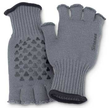 SIMMS SIMMS WOOL HALF-FINGER GLOVE - ON SALE