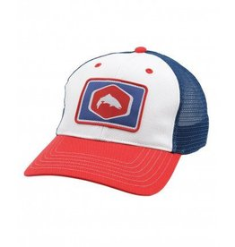 SIMMS PATCH TRUCKER CAP - DISCONTINUED