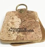 Anglers Accessories AMADOU XXL FLY PATCH - NATURAL