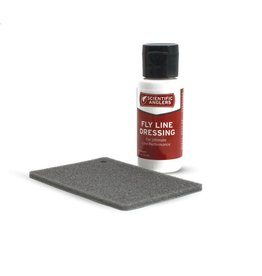 SCIENTIFIC ANGLERS SCIENTIFIC ANGLERS FLY LINE DRESSING WITH CLEANING PAD